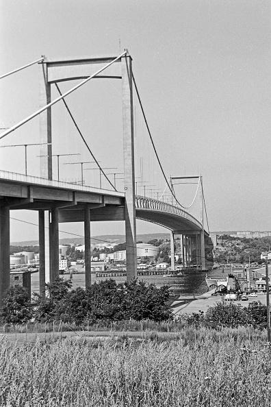 Grass Family「Alvsborg Bridge From Gothenburg」:写真・画像(0)[壁紙.com]