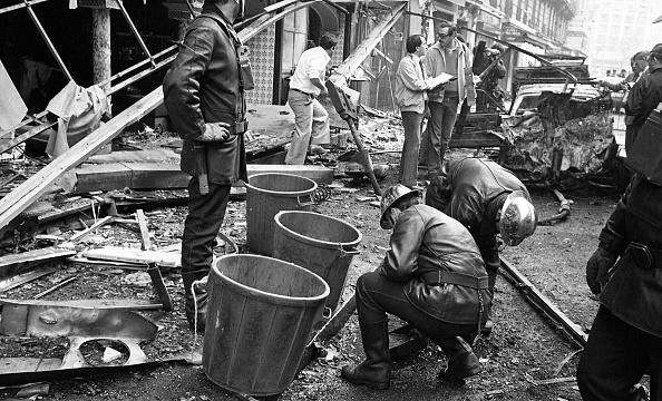 Ile-de-France「Marbeuf Bombing Paris」:写真・画像(4)[壁紙.com]