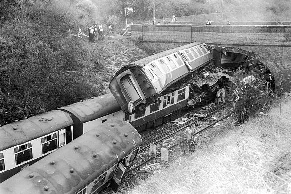 Train Crash「Brighton Rail Crash」:写真・画像(1)[壁紙.com]