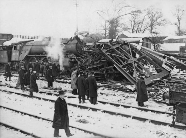 Train Crash「1939 Hatfield Rail Crash」:写真・画像(16)[壁紙.com]