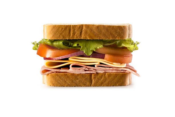 Sandwich w/Clipping Path:スマホ壁紙(壁紙.com)