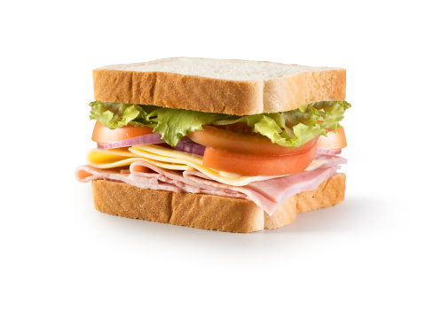 Sandwich「Sandwich w/Clipping Path」:スマホ壁紙(2)