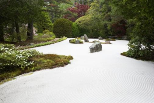 Spirituality「Zen garden」:スマホ壁紙(12)