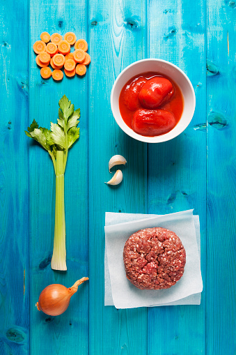 Celery「raw ingredients ready on the table」:スマホ壁紙(11)