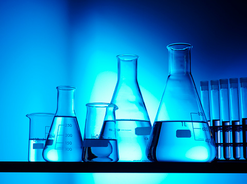 Chemical「Conical Flasks and Research」:スマホ壁紙(2)