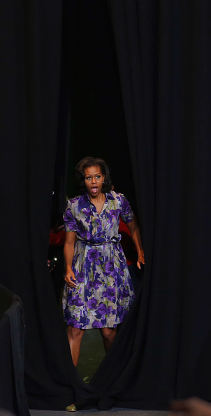 Southern USA「First Lady Michelle Obama Addresses Supporters In Miami」:写真・画像(7)[壁紙.com]