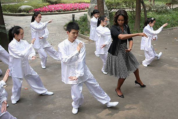 First Lady Michelle Obama Travels to China - Day 6:ニュース(壁紙.com)