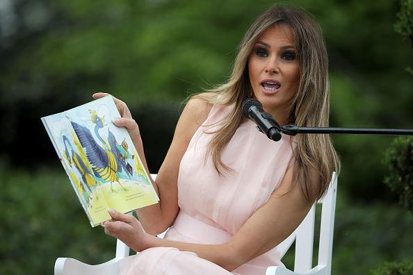 イースター「President Trump And Melania Trump Host White House Easter Egg Roll」:写真・画像(16)[壁紙.com]