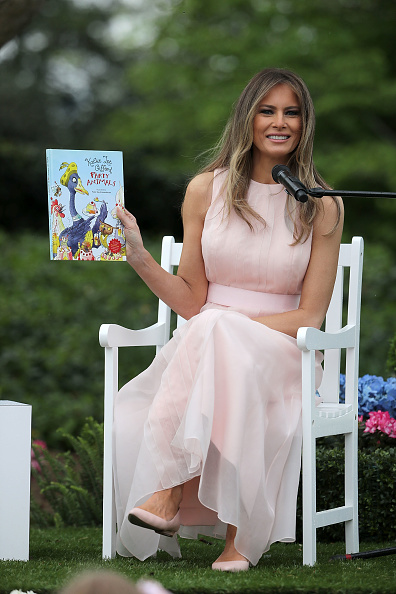 イースター「President Trump And Melania Trump Host White House Easter Egg Roll」:写真・画像(19)[壁紙.com]