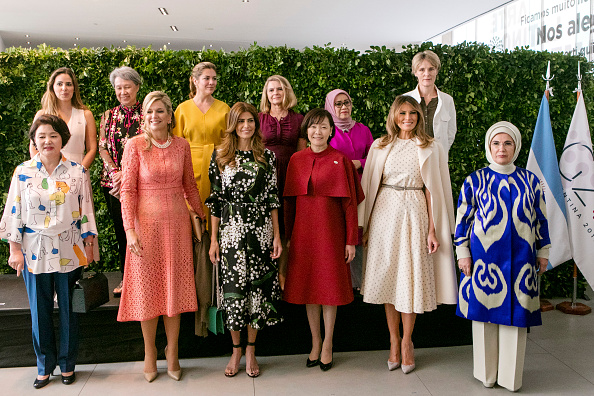 Queen Máxima「Argentina G20 Leaders' Summit 2018 Partners Programme - MALBA」:写真・画像(19)[壁紙.com]