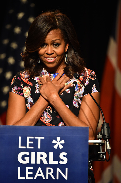 US First Lady「The First Lady Visits London As Part Of Her Let Girls Learn Initiative」:写真・画像(6)[壁紙.com]