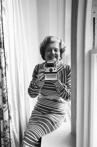 Betty Ford「At Home In The White House」:写真・画像(4)[壁紙.com]