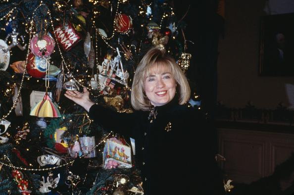 ヒューマンインタレスト「First Lady At Christmas」:写真・画像(2)[壁紙.com]