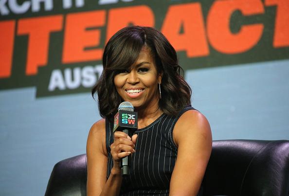 1人「SXSW Keynote: Michelle Obama - 2016 SXSW Music, Film + Interactive Festival」:写真・画像(3)[壁紙.com]