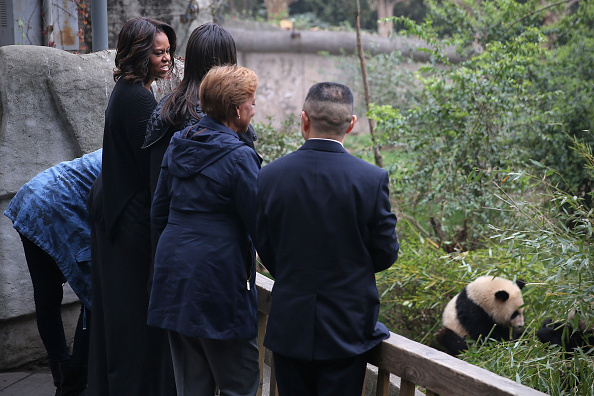Diplomacy「First Lady Michelle Obama Travels to China - Day 7」:写真・画像(13)[壁紙.com]