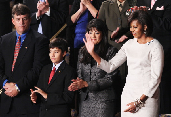 Alex Wong「Obama Delivers State Of The Union Address To Joint Session Of Congress」:写真・画像(0)[壁紙.com]