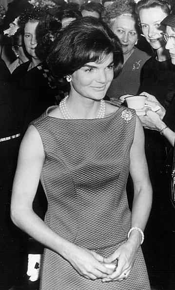 Pearl Jewelry「First Lady Jackie Kennedy...」:写真・画像(6)[壁紙.com]