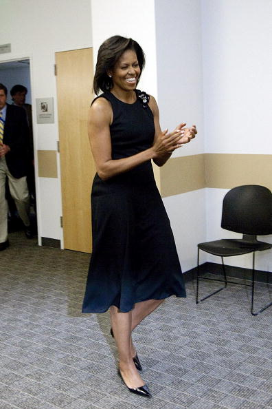 Speech「First Lady Michelle Obama Addresses UC Merced Commencement Ceremony」:写真・画像(9)[壁紙.com]
