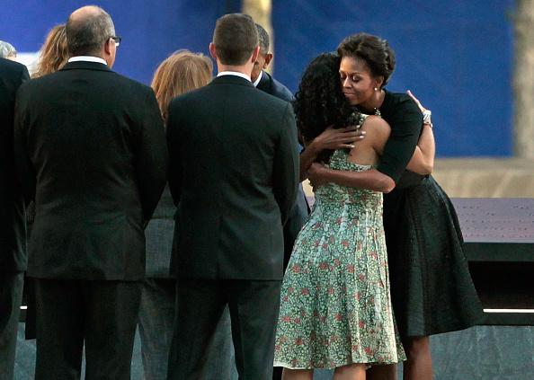 US First Lady「New York City Commemorates 10th Anniversary Of 9-11 Terror Attacks」:写真・画像(13)[壁紙.com]