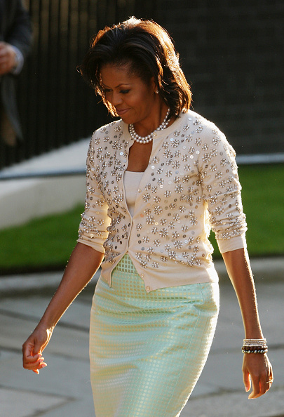2009「President Obama And The First Lady Arrive At Downing Street」:写真・画像(2)[壁紙.com]