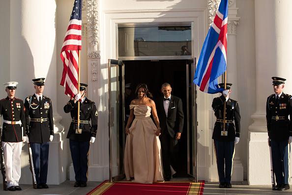 Drew Angerer「President Obama Hosts Nordic Leaders For State Dinner」:写真・画像(19)[壁紙.com]
