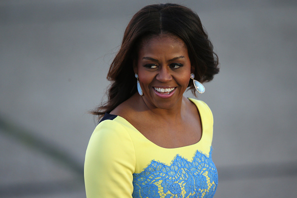 US First Lady「The First Lady Visits London As Part Of Her Let Girls Learn Initiative」:写真・画像(7)[壁紙.com]