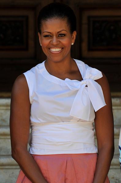 US First Lady「Spanish Royals Meet Michelle Obama in Mallorca」:写真・画像(3)[壁紙.com]