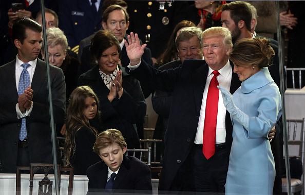 J R Smith「Parade Celebrates Presidential Inauguration Of Donald Trump」:写真・画像(7)[壁紙.com]