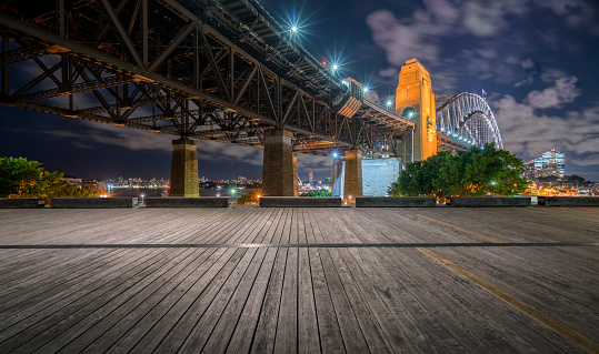 Footpath「Sydney harbor bridge」:スマホ壁紙(13)