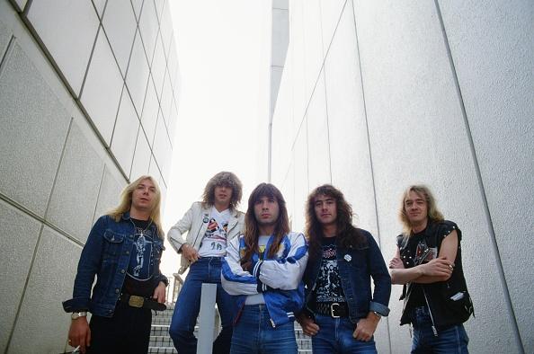 November「Iron Maiden Second Japan Tour」:写真・画像(9)[壁紙.com]