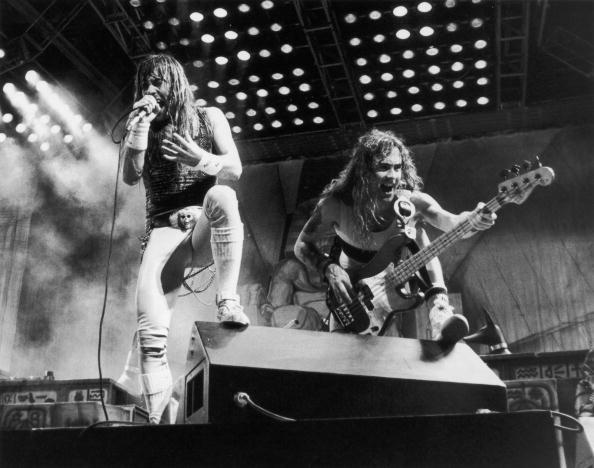 Metallic「Iron Maiden」:写真・画像(12)[壁紙.com]