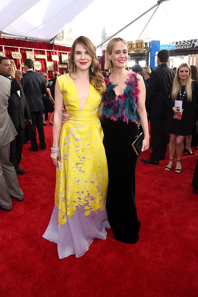 Foliate Pattern「The 22nd Annual Screen Actors Guild Awards - Red Carpet」:写真・画像(15)[壁紙.com]