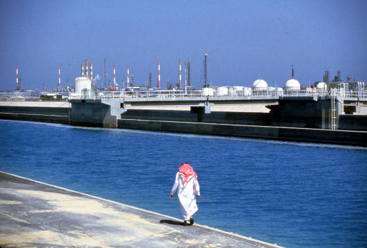 Saudi Arabia「Oil refinery plant in Saudi Arabia」:写真・画像(13)[壁紙.com]