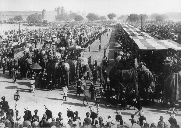 Delhi「Elephant Parade」:写真・画像(9)[壁紙.com]