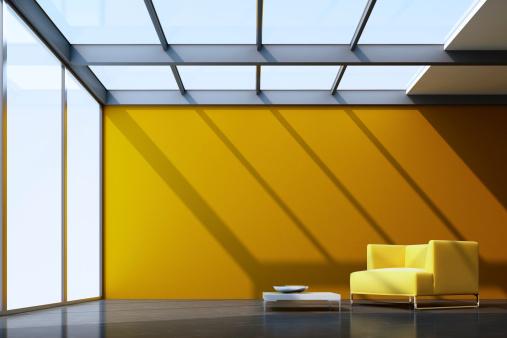 Textured「Minimalist Lounge Room」:スマホ壁紙(3)