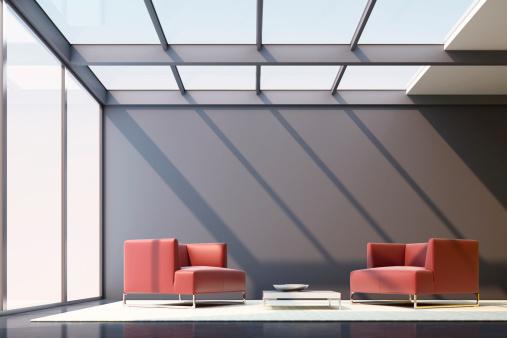 Armchair「Minimalist Lounge Room」:スマホ壁紙(7)