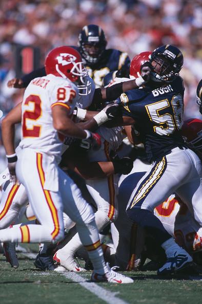 Donald Miralle「Kansas City Chiefs vs San Diego Chargers」:写真・画像(0)[壁紙.com]