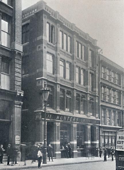 St「St Bride Street Frontage, 1917」:写真・画像(19)[壁紙.com]