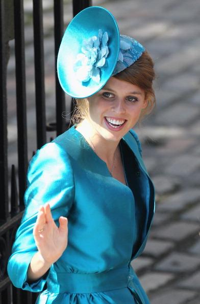 Princess Beatrice of York「Zara Phillips Marries Mike Tindall In Edinburgh」:写真・画像(12)[壁紙.com]