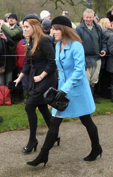 King's Lynn「Royals Attend Christmas Day Service At Sandringham」:写真・画像(12)[壁紙.com]
