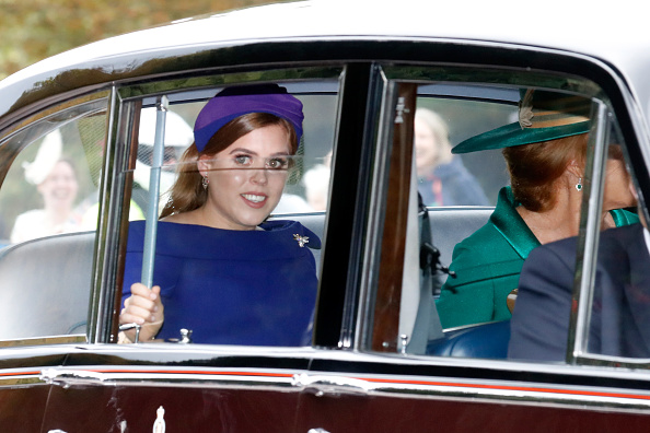 Princess Beatrice of York「Princess Eugenie Of York Marries Mr. Jack Brooksbank」:写真・画像(10)[壁紙.com]