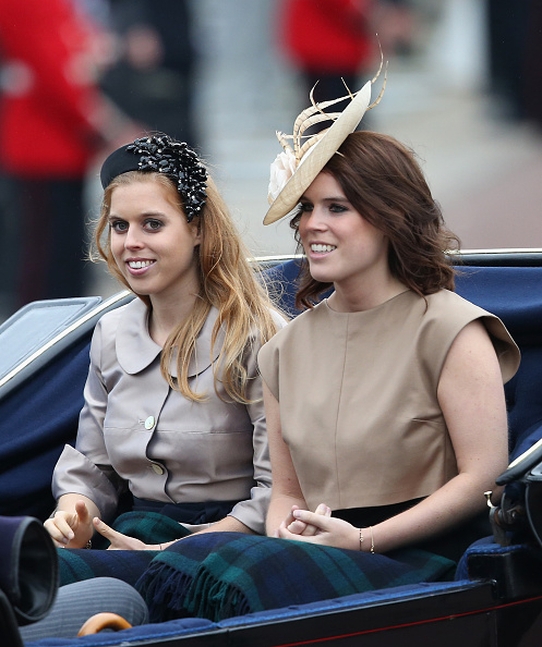 Princess Beatrice of York「Trooping The Colour」:写真・画像(10)[壁紙.com]