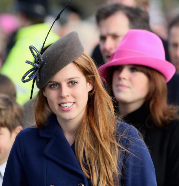 King's Lynn「Royals Attend Christmas Day Service At Sandringham」:写真・画像(16)[壁紙.com]