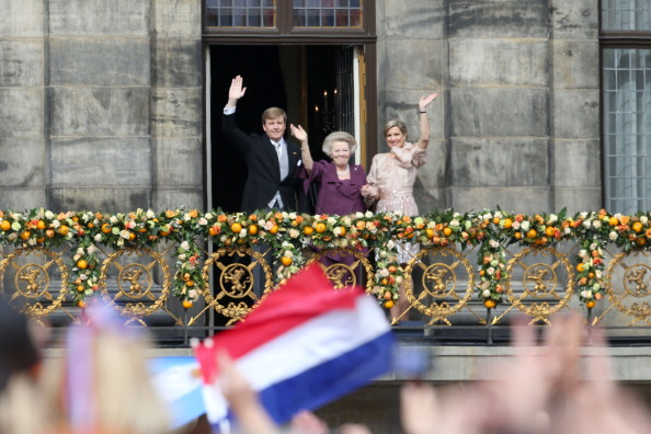 Architectural Feature「Inauguration Of King Willem Alexander As Queen Beatrix Of The Netherlands Abdicates」:写真・画像(6)[壁紙.com]