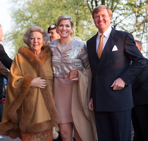 Netherlands「King Willem-Alexander, Queen Maxima and Princess Beatrix Of The Netherlands Attend Freedom Concert」:写真・画像(4)[壁紙.com]