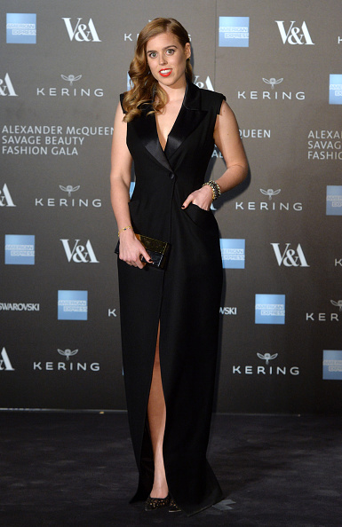 "Princess Beatrice of York「""Alexander McQueen: Savage Beauty"" - Private View - Red Carpet Arrivals」:写真・画像(0)[壁紙.com]"