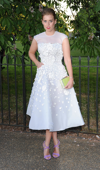 White Color「The Serpentine Gallery Summer Party - Arrivals」:写真・画像(8)[壁紙.com]