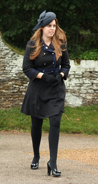 King's Lynn「Royals Attend Christmas Day Service At Sandringham」:写真・画像(13)[壁紙.com]