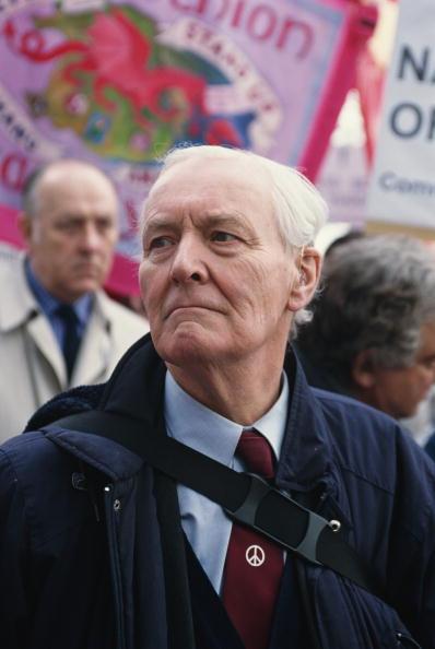 Steve Eason「Benn At Protest」:写真・画像(9)[壁紙.com]