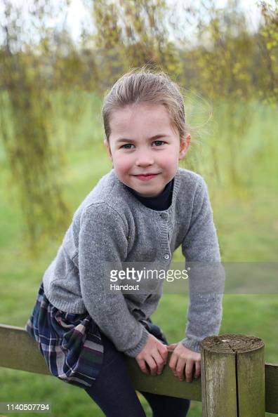 Princess Charlotte of Cambridge「Princess Charlotte's Fourth Birthday - Official Photographs Released」:写真・画像(10)[壁紙.com]